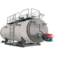 Wholesale Horizontal Type High Pressure Industrial Steam Boiler , Oil Fired Steam Boiler from china suppliers