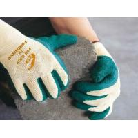 Wholesale latex coated work glove /antislip /ce approved/for building,construction.. from china suppliers