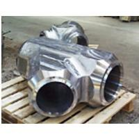 Wholesale 16Mo3(13CrMo4-5,11CrMo9-10) Forged Forging Eccentric Equal Lateral Tees T-piece Y-Pieces from china suppliers
