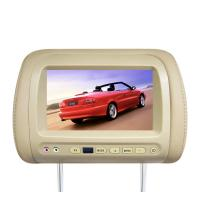 Buy cheap factory custom 7 inch and 9 inch car headrest dvd from wholesalers