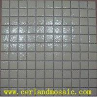 Quality Anti-slipping Ceramic Glazed Mosaic for sale