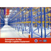 Wholesale Adjustable Heavy Duty Storage Racks , Multi-level Warehouse Pallet System from china suppliers