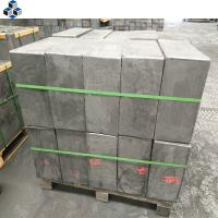 Wholesale Die Pressed Artificial Graphite Block with High Density High Purity Price from china suppliers