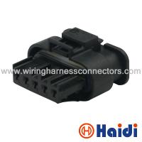 Quality 5 Pin Wiring Harness Connectors Female Hirschmann Auto Plug 872-860-541 for sale