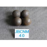 Wholesale 62-63HRC Grinding-Resisting Hot Rolled Grinding Steel Balls for Ball Mill , Wear-Resistance from china suppliers