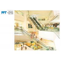 Wholesale Energy Saving Running Supermarket Escalator With VF Control / Self Starting from china suppliers