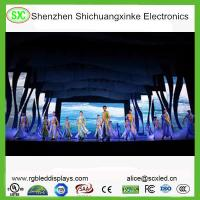 Wholesale RGB USB Rental LED Display , led full color screen 27778 / m² Pixel density from china suppliers
