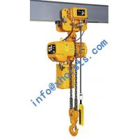 10 Ton Trolley : Monorail hoist ton with electric trolley of