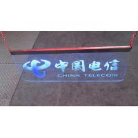 Quality pure edge lighting  edge light  acrylic sign holders  reception  sign sign holders  led light bars  led bar for sale