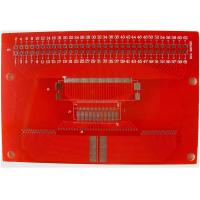 Wholesale 4 Layers Aluminum Base PCB Boards For Elevator Control Panel , Green / Red Soldermask from china suppliers