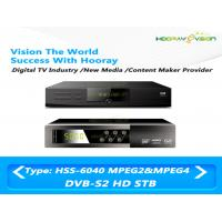 Wholesale DVB S2 Set Top Box H.264 Mpeg2 Video Decoder FOR MMDS Terrestrial Coverage Terminal from china suppliers