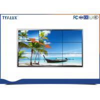 Wholesale Full HD TFT 2x3 Lcd 3.5mm Narrow Bezel Video Wall Display Screen Floor standing from china suppliers