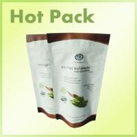 Wholesale Personalized Plastic Stand Up Pouch Bags Perfect Heat Seal Strength from china suppliers