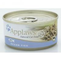 Wholesale Applaws Natural Cat Food 156g(Ocean Fish)_Quiba from china suppliers