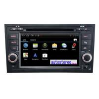 Wholesale Android 4.0 Audi Car Stereo for Audi A4 S4 GPS Sat Nav DVD Headunit Auto Radio 3G WiFi from china suppliers