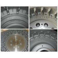 Wholesale CNC Engraving Forklift Tyres Solid Tire Mold For Mould Making ISO9001 from china suppliers