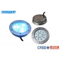 Wholesale High Brightness 45w RGB Recessed Boat Dock Lights LED 2700K~10000K White from china suppliers