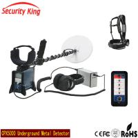 Wholesale Searching All Round Long Range Metal Detector Gold , Cpx 5000 Underground Gold Scanner from china suppliers