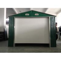 Wholesale Sunor Modular 0.6mm Zinc Steel Metal Single Car Garage With Shutter Door / Double Swing Door from china suppliers
