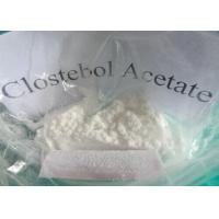 Quality 99% Steroids Powder Clostebol Acetate Turinabol For Muscle Growth CAS 855-19-6 for sale