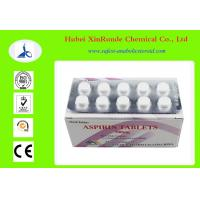 Wholesale Aspirin Tablet 300mg , White Pill Finished Medicine Drug White Tablet from china suppliers