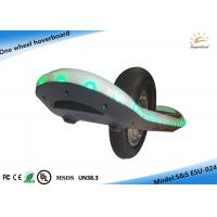 Wholesale Electric Unicycle E Wheel Skateboard Self Balance , 1 Wheel Electric Skateboard from china suppliers