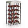 Buy cheap Wine drink display rack from wholesalers