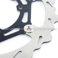 Wholesale CRF250R Oversize Motorcycle Brake Parts 270mm Rotor CR125R CR250R And Adaptor from china suppliers