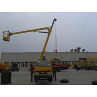 Wholesale Platforms Boom Lift Truck 85kw For Aerial Work With JX493ZLQ3 Engine from china suppliers