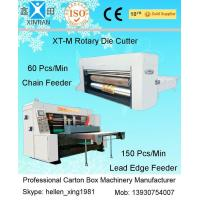 Wholesale Carton Box Rotary Die-Cutting Machine For Sticker And Label , Digital Die Cutter from china suppliers