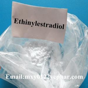 Wholesale 99% Purity Estrogen Steroids Ethynyl Estradiol / Ethinylestradiol CAS 151-73-5 from china suppliers
