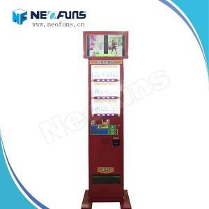 Wholesale Card Vending Machine NF-V01, Vending Game Machine On Sale, Amusement Game Machine from china suppliers