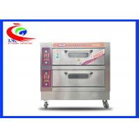Wholesale Commercial Baking Equipment / Oven for Electric Fast Food Pizza Oven with wheel from china suppliers