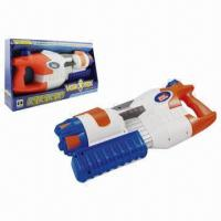 Wholesale 500mL Dual Nozzle Spray-paint High-power Water Gun from china suppliers