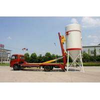 China Dong Feng 6x4 Dry Bulk Truck Hydraulic For Dry-Mixed Mortar 22 Cbm on sale