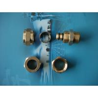 Quality compression fitting for pex-al-pex pipe for sale