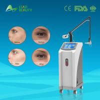 Buy cheap 10600nm long wavelength Co2 Fractional Laser Skin Care and vaginal tightening treatment from wholesalers