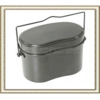 Wholesale Aluminum Mess Tin Lunch Box 3 PCS Set from china suppliers