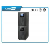 Wholesale Single Phase Double Conversion Online UPS With Pure Sine Wave Output And Long Backup Time from china suppliers