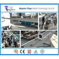 Wholesale CE & ISO 16-63mm PE PPR pipe extrusion machine Line Manufacturer from china suppliers