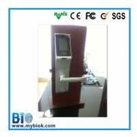Buy cheap Touch Screen Biometric Face Scan Door Lock for Office/House (Bio-LF100) from wholesalers