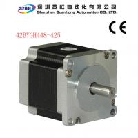 Wholesale 1.8° Step angle 0.44N.m NEMA17 holding torque stepper motor low noise from china suppliers