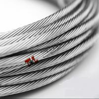 Wholesale 316 Stainless Steel Wire Rope 1x19 8mm , Stranded Wire from china suppliers