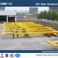 Wholesale extendable low-bed trailer to carry wind blade , steel hose from china suppliers