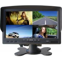 Wholesale 7 Car QUAD LCD Monitor from china suppliers