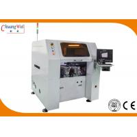 Quality Intelligent SMT / FPC Automatic Labeler Machine With Compact Struction for sale