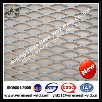 Wholesale 3/4 #14 F carbon steel Flattened expanded metal wire mesh,metal sheet from china suppliers