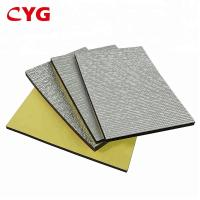Wholesale Aluminum Foil Construction Heat Insulation Foam Floor Panels SGS ISO Approval from china suppliers