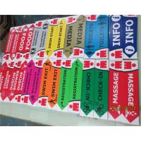 Wholesale Corrugated Plastic Custom Sign Boards Waterproof Digital Printing from china suppliers