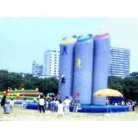 Wholesale Large-Scale Inflatable Amusement Park With Climbing Bungee Trampoline from china suppliers